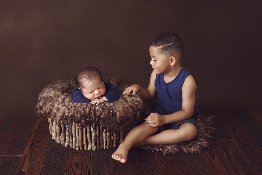 danielle nigido photography sibling