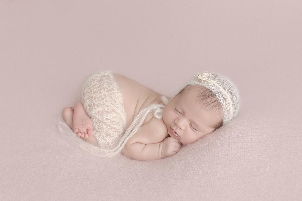 danielle baby photos